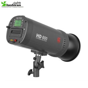 فلاش پرتابل Jinbei HD600V