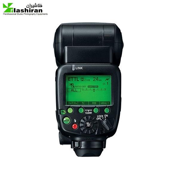 3 4 - فلاش Canon Speedlite 600EX-RT