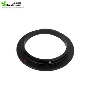 ۵۲mm Reverse Macro Lens Adapter Ring for nikon EF lens