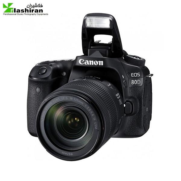دوربین کاننCanon EOS 80D 18-135 IS USM