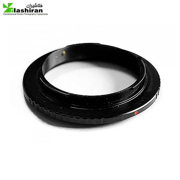 Reverse Ring For Canon  Mm Lens