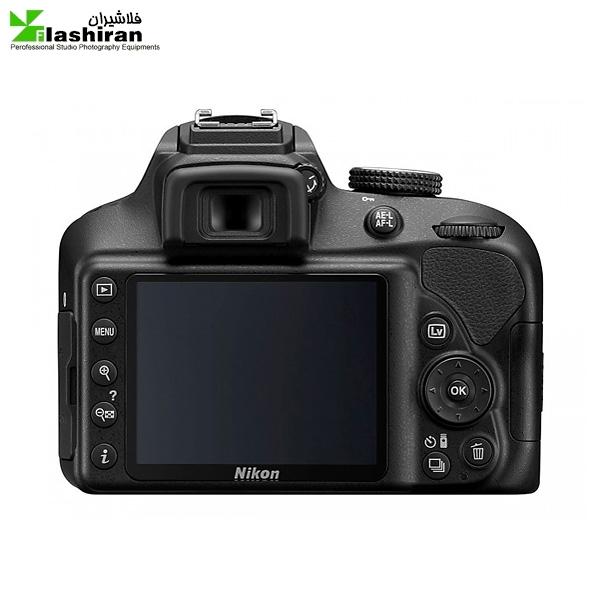 Nikon D3400 18-140mm