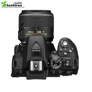 Nikon D5600 DSLR Camera + 18-140 VR کارکرده