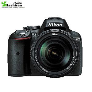 D5300 4 300x300 - Nikon D5300 + 18-55mm VR کارکرده