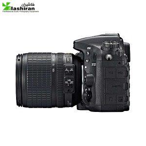 Nikon D7100 18-140 VR