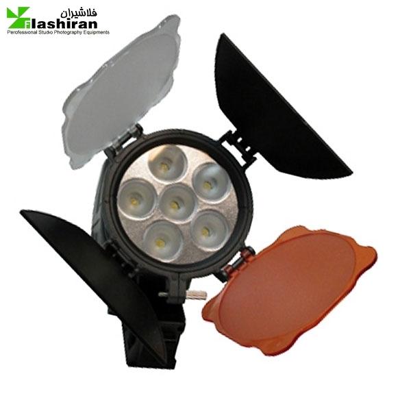 LED flat 12 600x600 - پنل VIDEO LIGHT SMD 5010 LED