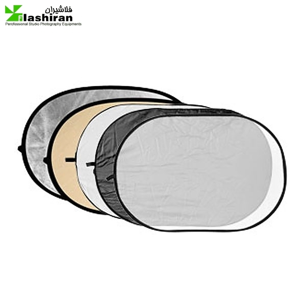 رفلکتور ۱۵۰×۱۰۰ سانتی godox Reflector 5×۱
