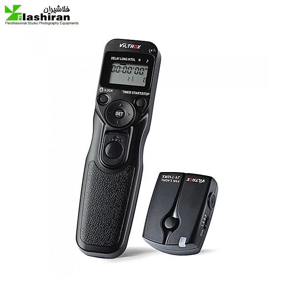 VILTROX Shutter  600x600 - VILTROX Wireless Remote Shutter Controller for Nikon JY-710-N3 کارکرده