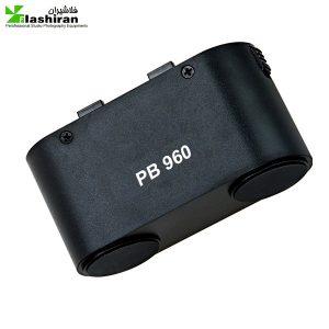 battery 14 1 300x300 - باتری پاور PB 960 مخصوص فلاشهای اکسترنال