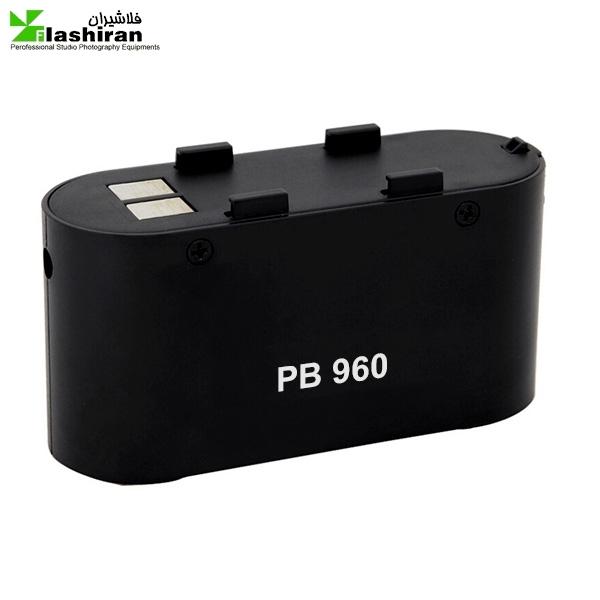 باتری پاور PB 960 مخصوص فلاشهای اکسترنال