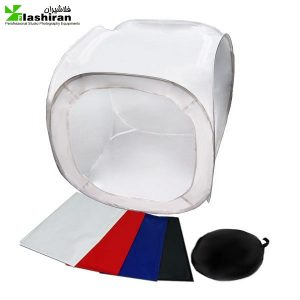 خیمه ۶۰ سانتی  White Photographic Tent triopo