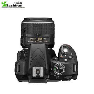 Nikon D3300 18-55 VR کارکرده