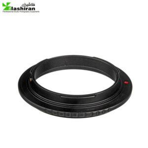 77mm Reverse Macro Lens Adapter Ring for Canon EF lens