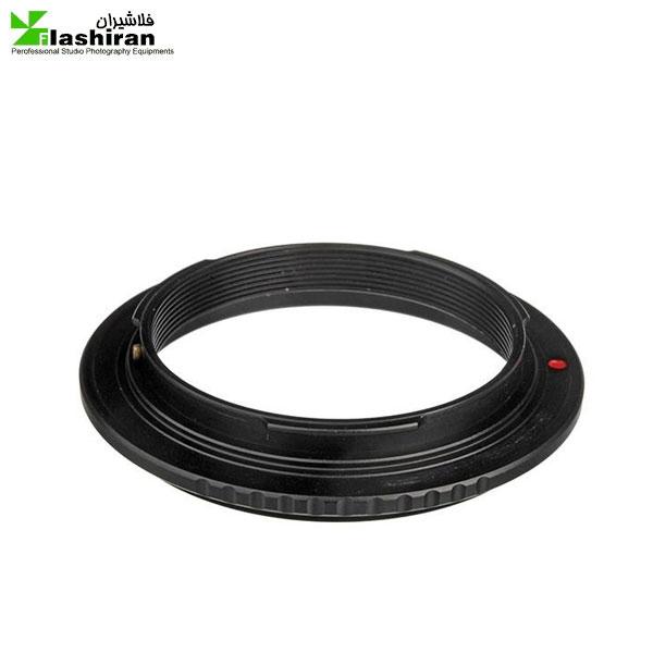 dahane77 600x600 - 77mm Reverse Macro Lens Adapter Ring for Canon EF lens