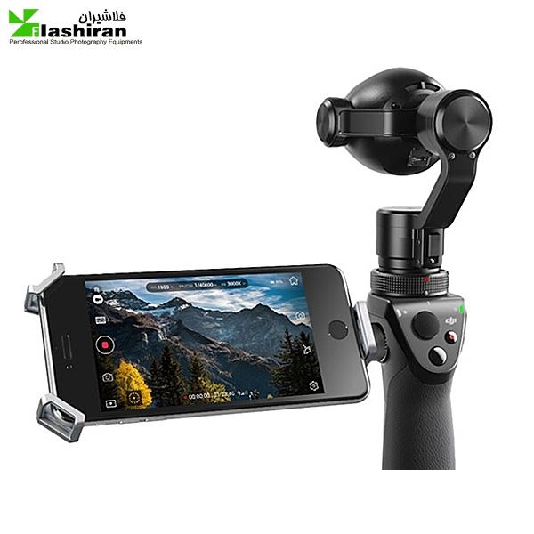 اسمو پلاس -DJI OSMO+ Handheld 4K Camera and 3-Axis Gimbal with Zoom |