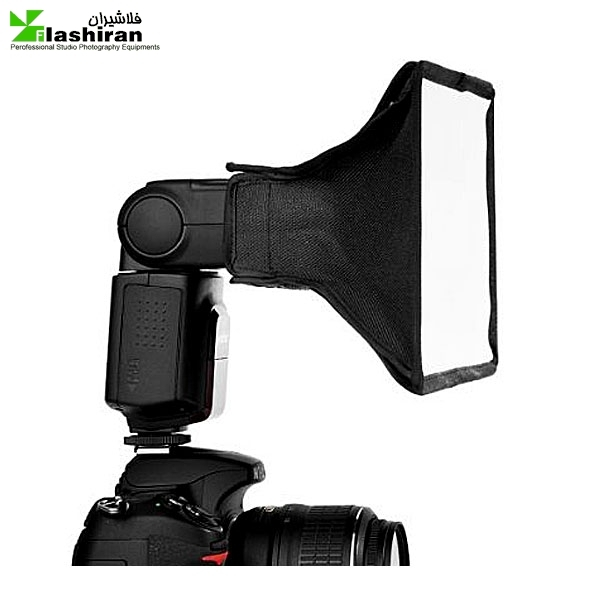 external softbox 6 600x600 - سافت باکس اکسترنال external softbox 20×۳۰
