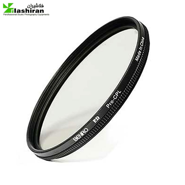 filter 2 600x600 - فیلتر عکاسی بنرو Benro Pro CPL 58mm
