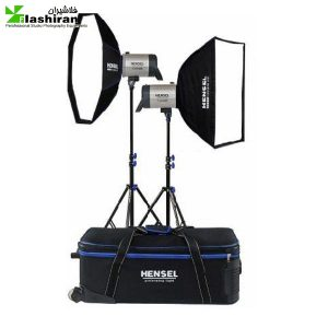 hensel 2 300x300 - کیت فلاش هنسل INTEGRA PLUS 500 FM KIT2
