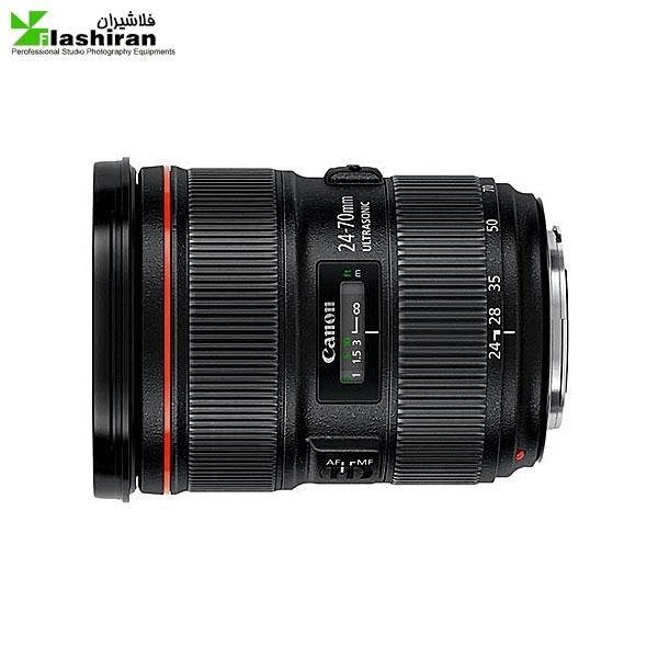lens canon 15 600x600 - Canon EF 24-70mm f/2.8L II USM کارکرده