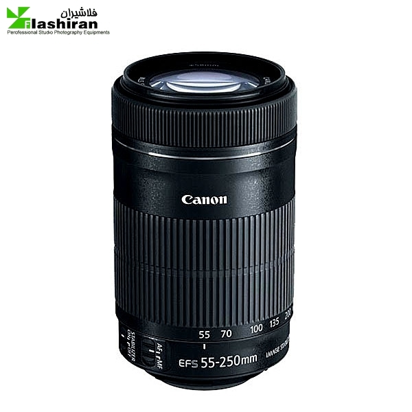 lens canon 21 600x600 - Canon EF-S 55-250mm f/4-5.6 IS II