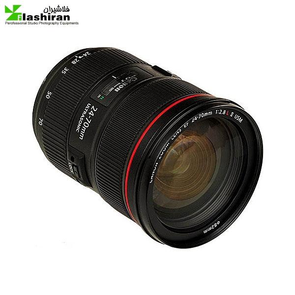 lens canon 24 - Canon EF 24-70mm f/2.8L II USM کارکرده