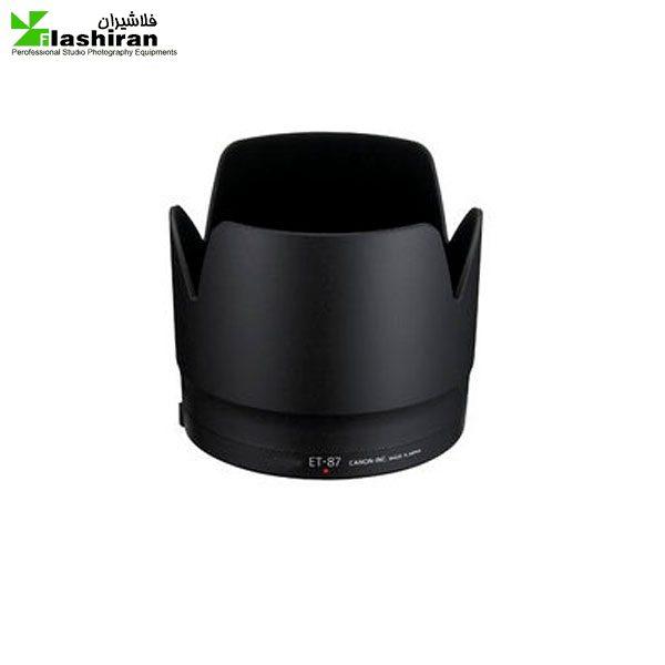 lens hood 7 600x600 - هود CANON 77MM  Lens Hood