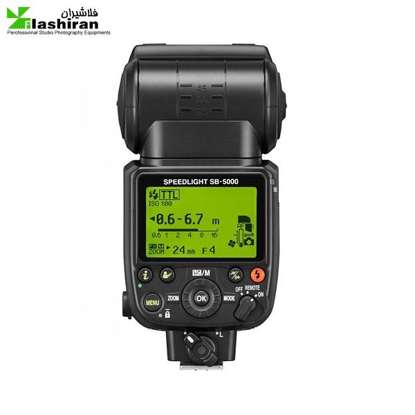 nikon5000 2 - فلاش Nikon SB-5000 AF Speedlight