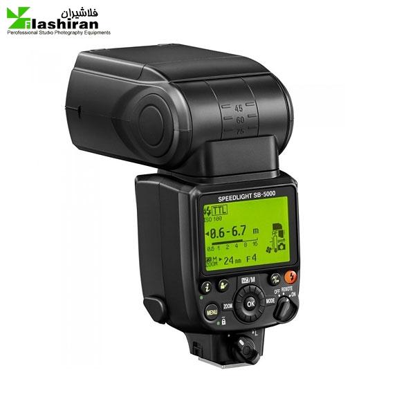 nikon5000 3 - فلاش Nikon SB-5000 AF Speedlight