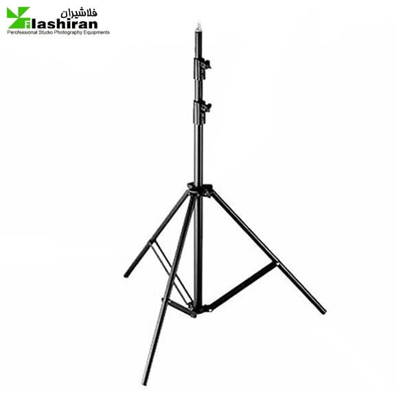 tripod godox 806 600x600 - پایه نور Light Stand W-806 (بادی) Godox