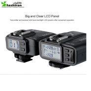 x1 2 185x185 - تریگر TTL مدل X1 مخصوص دوربینهای کانن (گیرنده و فرستنده)