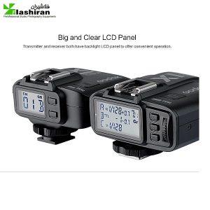 x1 2 300x300 - تریگر TTL مدل X1 مخصوص دوربینهای کانن (گیرنده و فرستنده)