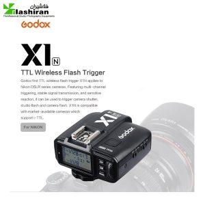 x1 5 300x300 - تریگر TTL مدلX1 مخصوص دوربینهای کانن (فرستنده)