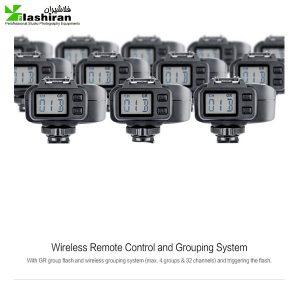 x1 7 300x300 - تریگر TTL مدلX1 مخصوص دوربینهای کانن و نیکون (گیرنده)