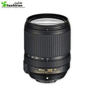 Nikon 18-140mm f/3.5-5.6G ED VR کارکرده