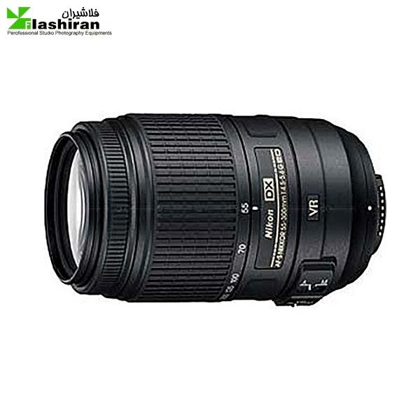 lens nikon 11 600x600 - Nikon AF-S DX NIKKOR 55-300mm f/4.5-5.6G ED VR کارکرده