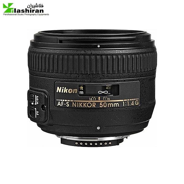 lens nikon 23 600x600 - Nikon AF-S NIKKOR 50mm f/1.4G کارکرده
