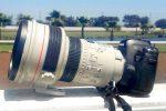 لنز کانن 200mm f1.8؛ افسانهای که «چشم سائورون» لقب گرفته است