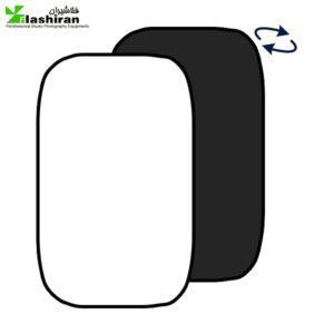 Portable Background 3 300x300 - بکگراند پرتابل سفید و مشکی Portable Back  1.5 ⨯ 2m