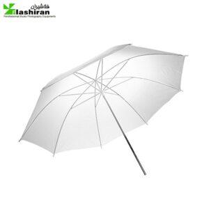 Umbrella2 300x300 - چتر دیفیوزر سفید 101 سانتی متر