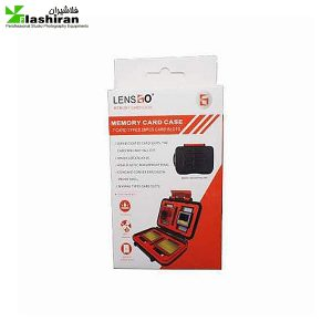 LENSGO MEMORY CARD CASE