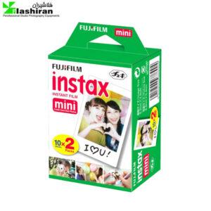 فيلم مخصوص دوربين فوجی فيلم بسته 20 عددی Instax Mini