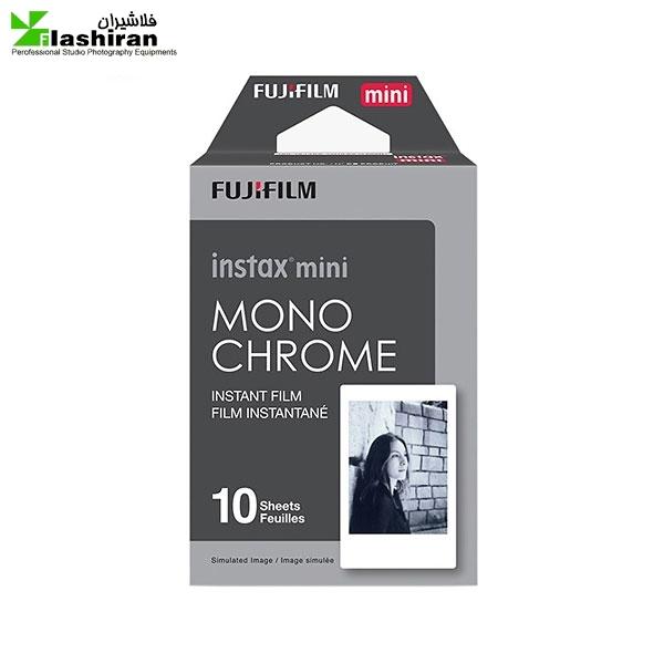 فيلم مخصوص دوربين فوجی فيلم اينستکس ميني مدل Monochrome