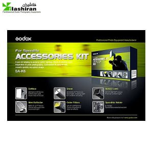 Speedlite Accessories Kits SA K6 1 300x300 - کیت لوازم فلاش اکسترنال GODOX SPEEDLITE ACCESSORIES KITS SA K6
