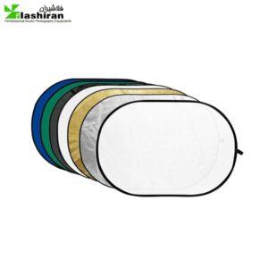 reflector 7 300x300 - رفلکتور هفت کاره ۲۰۰×۱۵۰ سانتی متر  Reflector 7 in 1 fanimex …