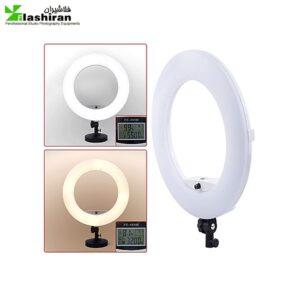 Yidoblo FE 480II Branco 3 300x300 - رینگ لایت Yidoblo FE-480II Branco Photo Studio LED Ring Light