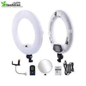 Yidoblo FE 480II Branco 4 300x300 - رینگ لایت Yidoblo FE-480II Branco Photo Studio LED Ring Light