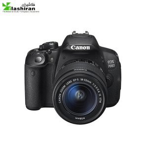 Canon EOS 700D + 18-55 IS STM USED کارکرده