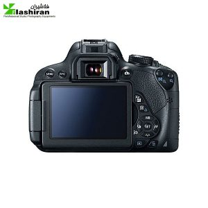 Canon EOS 700D + 18-135 IS STM USED کارکرده