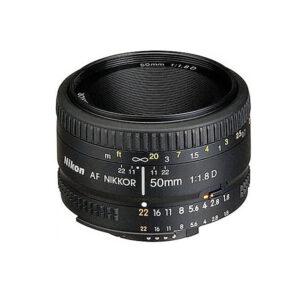 nikon af nikkor 50mm f18d used 300x300 - Nikon AF 50mm f/1.8D