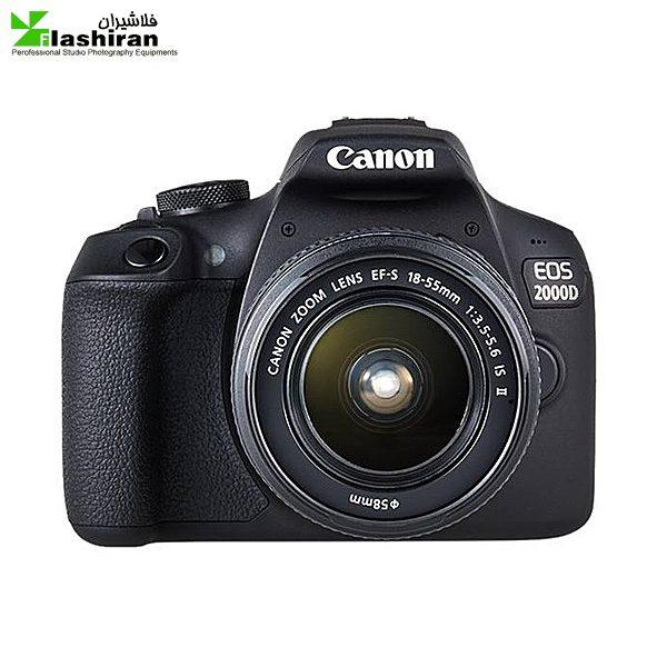 دوربین کانن Canon EOS 2000D  EF-S 18-55mm IS II